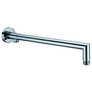 16 Inches Long 2 Function Round Brass Shower Arm