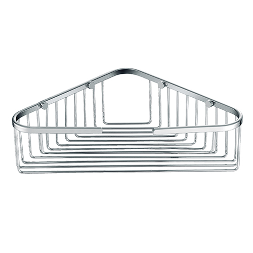 Bathroom Single Tie Triangular Shampoo Shelf