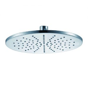 9 Inches One Jet Brass Rain Shower