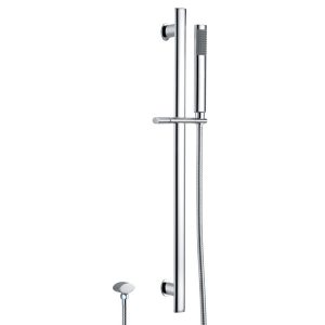 Oval Handheld Shower Slide Shower Rail Kit