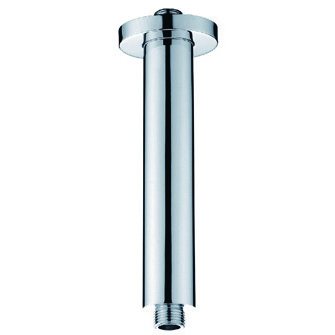 CP Oval brass shower arm