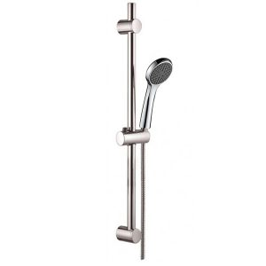 1 Function Hand Shower Stainless Steel Shower Rail