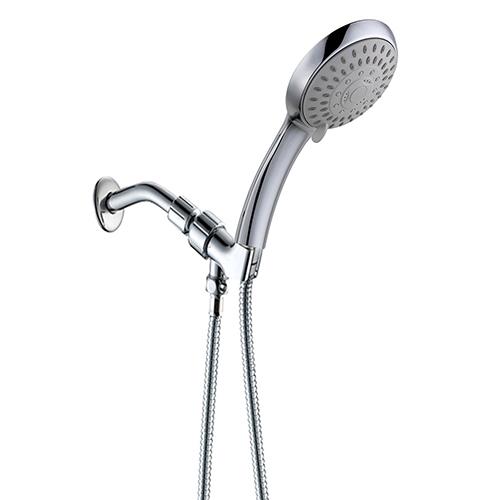 Shower Arm Mount 5 Function Hand Shower