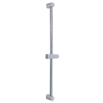 Wall Mounted Stainless Steel Round Tube Slide Shower Rail