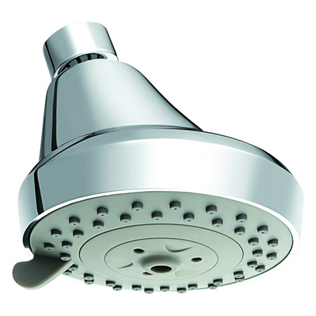 Air Injection Water Saving 3 Function Shower Head