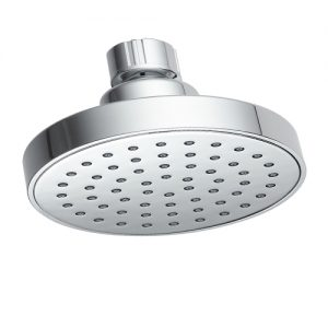 ABS plastic Chrome Cover One Function Small Shower Head