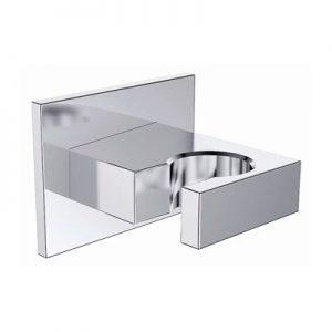 Flat Brass Shower Holder