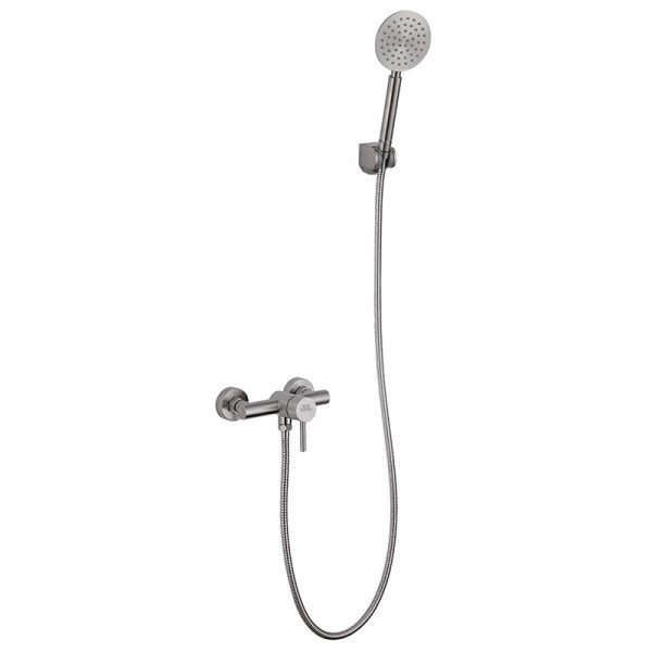 SUS304 Stainless Steel Shower Mixer Shower Set