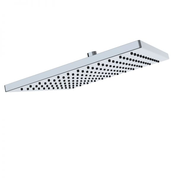 12 Inches Square ABS Plastic chrome plated Spray Plate Rain Shower