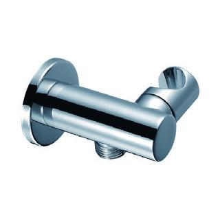 SE0119 Brass Shower Elbow Inside Round Shower Bracket