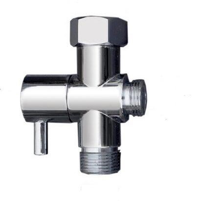 Brass Bidet Water Diverter