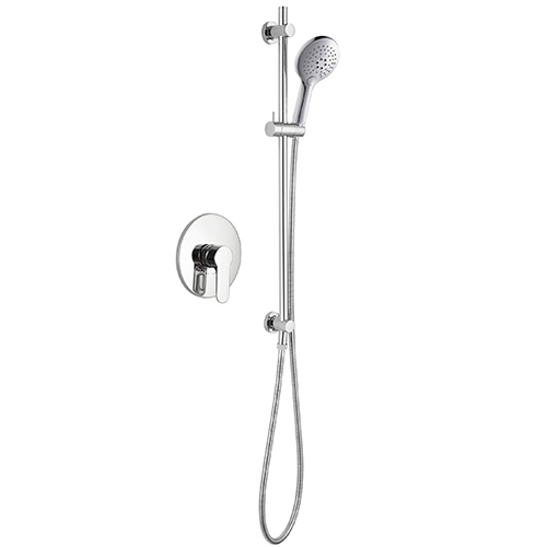 Concealed Shower Tap Sliding Bar Shower