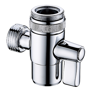 Brass Faucet Diverter For Bidet Shower