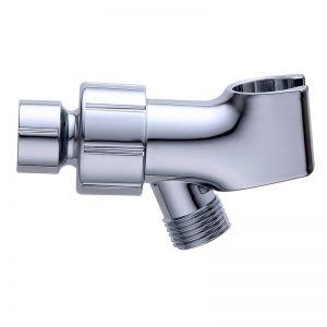 ABS Plastic Water Outlet Built Inside Shower Holder
