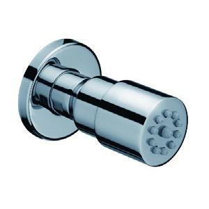 Round Brass Shower Spray