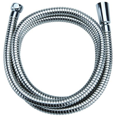 EA stainless steel big bore shower hose